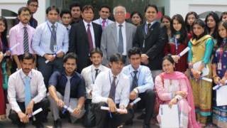 Awarding Ceremony Iqra University North Nazimabad Campus